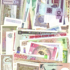 Bnk bn lot 80 bancnote ww diferite, stare xf-unc, Europa