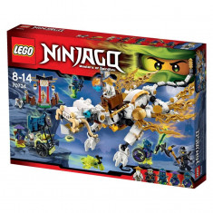 Vand Lego Ninjago 70734 Master Wu Dragon, original, sigilat, 575 piese, 8-14 ani