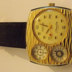 Ceas vintage foarte rar Mortima -mecanic pentru colectionari - Ceas barbatesc Seiko