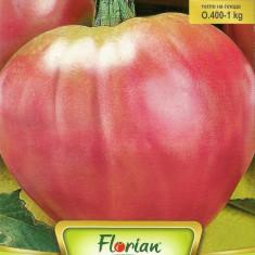 Seminte rosii roz - gigant inima de bivol