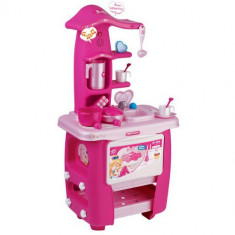 Bucatarie Barbie Vorbitoare 95 cm Faro