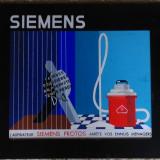 Panou reclama veche aspirator Siemens Protos de colectie.