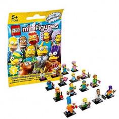 Set Lego Minifigures The Simpson Series 2 Foil Pack - LEGO Minifigurine