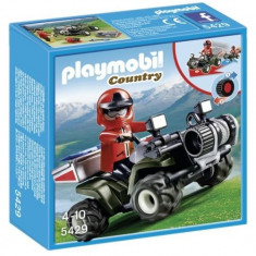 Vehicul Montan - Masinuta electrica copii Playmobil