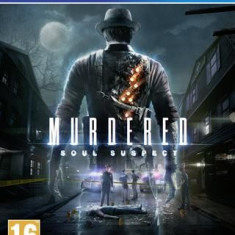 Murdered Soul Suspect Ps4 - Jocuri PS4