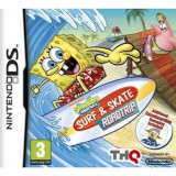 Spongebob Surf & Skate Roadtrip Nintendo Ds
