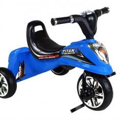 Tricicleta Pentru Copii Mykids Titan Albastru - Tricicleta copii