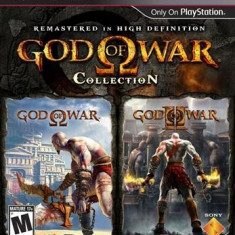 God Of War Collection Ps3 - Jocuri PS3 Sony