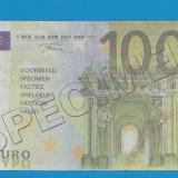 Bon Specimen 100 euro