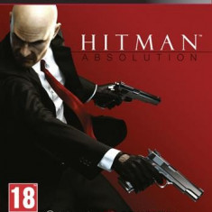 Hitman Absolution Ps3 - Jocuri PS3 Square Enix