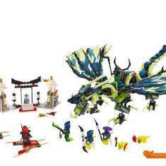 Lego® Ninjago Lupta Robotului Titan - 70737