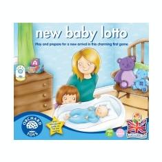 Joc Educativ Loto - Un Nou Membru In Familie - Orchard Toys (045)