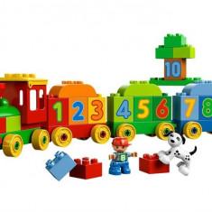 Trenul Cu Numere (10558) - LEGO DUPLO