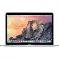 Laptop Apple MacBook 12 inch Retina Intel Broadwell Core M 1.2 GHz 8GB DDR3 512GB SSD Mac OS X Yosemite RO Keyboard Silver