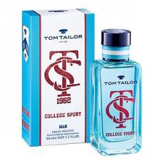 Tom Tailor College Sport Man EDT 30 ml pentru barbati - Parfum barbati