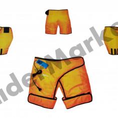 Pantaloni de slabit cu efect de sauna - Echipament Fitness