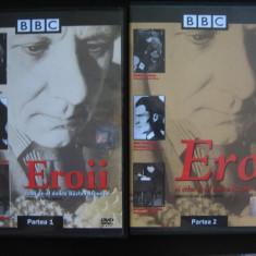 BBC Eroi ai celui de-al Doilea Razboi Mondial - 2 DVD-uri - Film documentare Altele, Romana