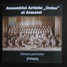Cantece patriotice - Ansamblul Artistic