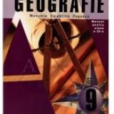Geografie - Manual clasa a IX-a