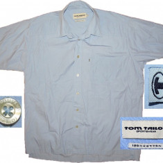 Camasa TOM TAILOR (L spre XL) - Camasa barbati Tom Tailor, Marime: L/XL, Culoare: Alta, Maneca scurta