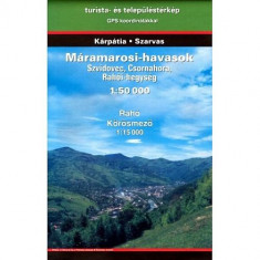 Dimap Harta Turistica Muntii Maramuresului