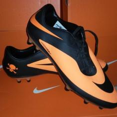 Ghete Fotbal Profi Nike Hypervenom Phelon/ Phatal FG 41, Culoare: Orange, Barbati, Iarba: 1