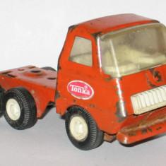 Macheta auto - Tonka - Masinuta de tabla/Cap tractor