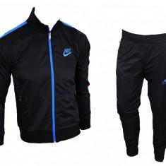 Trening NIKE fas - Pantaloni Conici - Calitate garantata - LIVRARE GRATUITA - Trening barbati, Marime: S, Culoare: Bleumarin