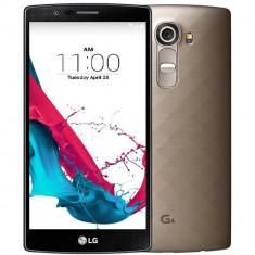 Telefon LG - Smartphone LG G4 Dual SIM 32GB LTE 4G Gold