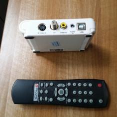 TV-Tuner PC, USB, Extern (necesita PC) - Tuner TV extern Encore