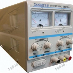 Sursa de laborator-30V-3A-RXN-303A - 111020 - Sursa alimentare