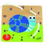 Puzzle din lemn pentru invatarea cifrelor
