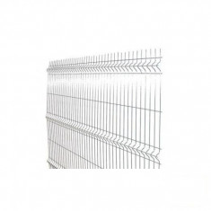 Panou gard bordurat zincat - 2500 x 1500 mm