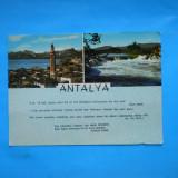 HOPCT 20407 TURCIA ANTALYA [ NECIRCULATA], Printata