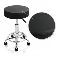 Scaun cosmetica, frizerie, mobilier scaun SALON manichiura, pedichiura+Factura