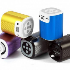 Mp4 playere - Player TECHNAXX MusicMan SoundStation Grenade BT-X4, bluetooth, violet