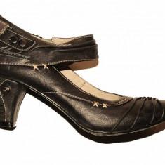 Incaltaminte dama - Pantofi Mustang, marime 37 calapod mediu