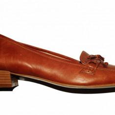 Pantofi piele naturala Bel Fonte, marime 41 - Pantofi dama