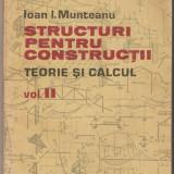 Ioan I.Munteanu-Structuri pentru constructii* vol.2