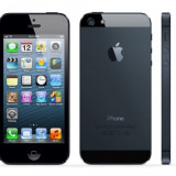 Telefon Apple iPhone 5 Black, 16 GB, Wi-Fi, fara incarcator, fara cablu de date, pata display