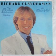 VINIL L.P. ORIGINAL RICHARD CLAYDERMAN 1985 - Muzica Pop decca classics