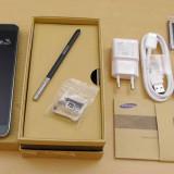 Samsung Galaxy Note 3  N9005 / NEGRE + FOLIE STICLA TEMPERED GLASS
