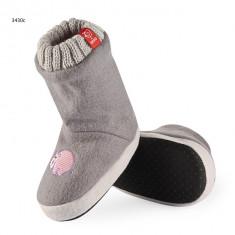Papuci copii - Papuci de casa - art 3430c - gri