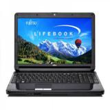 Fujitsu Siemens LifeBook AH530, Intel Celeron P4500, 1.86Ghz, 4Gb DDR3, 320Gb HDD, DVD-RW, 15.6 inch LED Backlight, Tastatura numerica