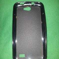 Husa din TPU pentru Allview A5 Duo - Husa Telefon, Negru, Gel TPU