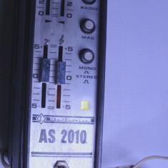 Un amplificator statie electronica de colectie este AS 2010 e defecta - Amplificator audio