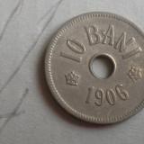 Monede Romania - 10 BANI 1906 J/14 FRUMOS