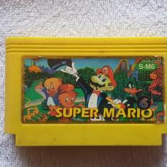 JOC SEGA SUPER MARIO 6 . FOARTE RAR ! - Jocuri Sega, Actiune, Toate varstele