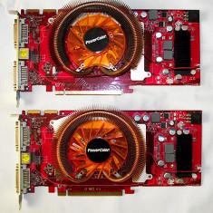 Placa video PCI-E PowerColor ATI Radeon HD3850 512MB DDR3 256Bit, PCI Express, nVidia