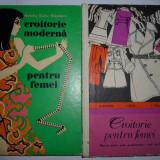 Carte design vestimentar - Croitorie moderna pentru femei + Croitorie pentru femei - Stanescu, Waldner